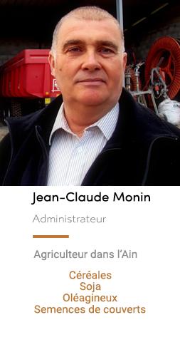 Jean-Claude Monin
