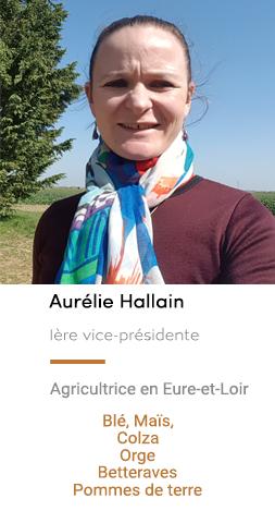 Aurélie Hallain